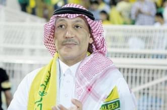 رئيس نادي الخليج فوزي الباشا