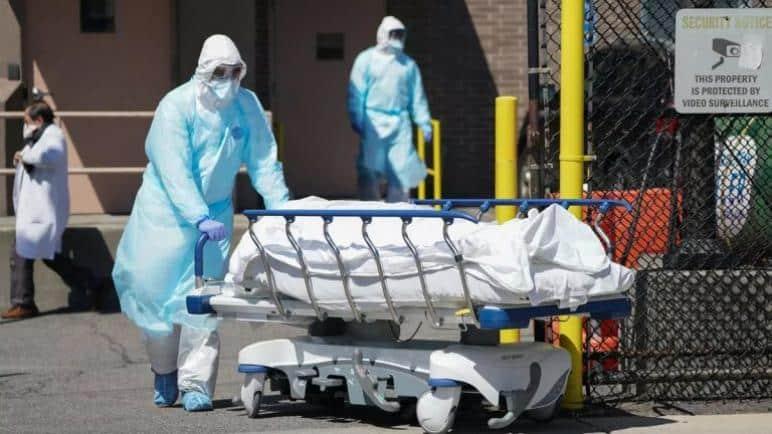 الولايات المتحدة تسجل أكثر من 164 ألف إصابة بـ كورونا