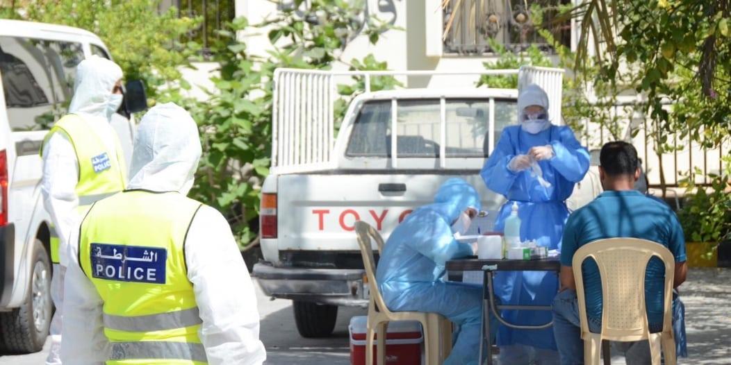 البحرين تسجل 190 إصابة جديدة و21 حالة شفاء