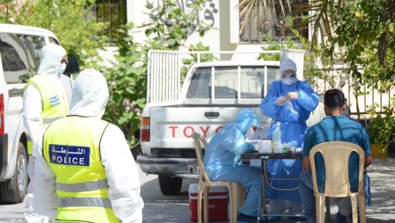 469 إصابة جديدة بـ كورونا في البحرين