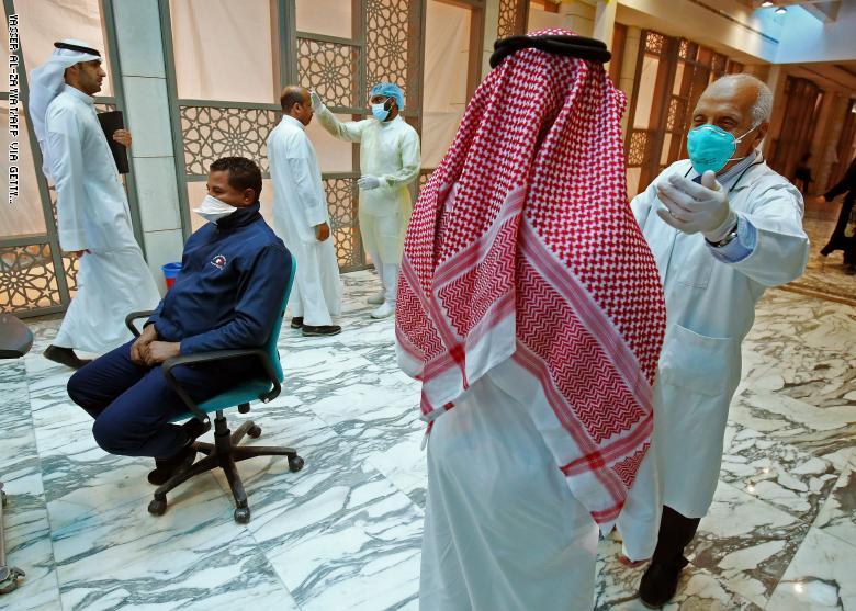 تماثل 62 حالةً للشفاء من المصابين بـ كورونا في الكويت