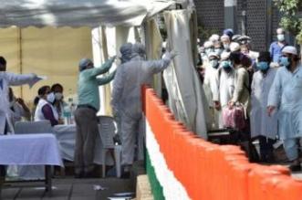 صدمة في الهند.. تسجيل 8392 إصابة بـ كورونا في 24 ساعة - المواطن