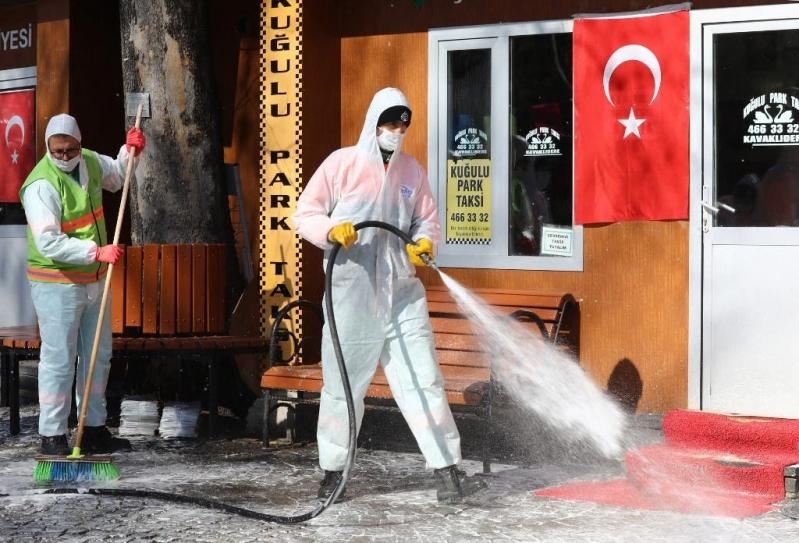 تركيا تسجل أعلى معدلات يومية للإصابات بـ كورونا