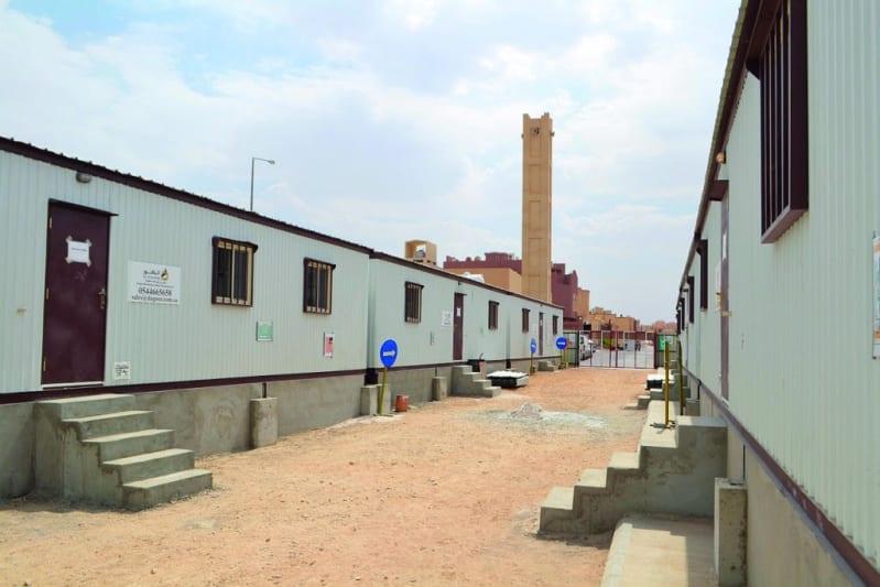 أمانة الرياض تعرف منسوبي البلديات بشروط سكن العمال