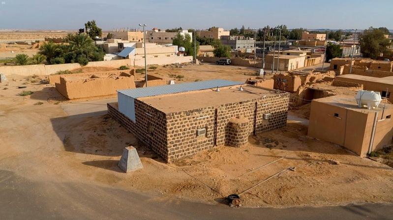 ضمن مشروع محمد بن سلمان لترميم المساجد.. ماذا تعرف عن مسجد الحديثة ؟