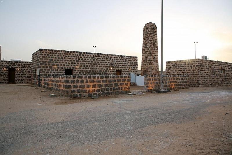 ضمن مشروع محمد بن سلمان لترميم المساجد.. ماذا تعرف عن مسجد الحديثة ؟ - المواطن