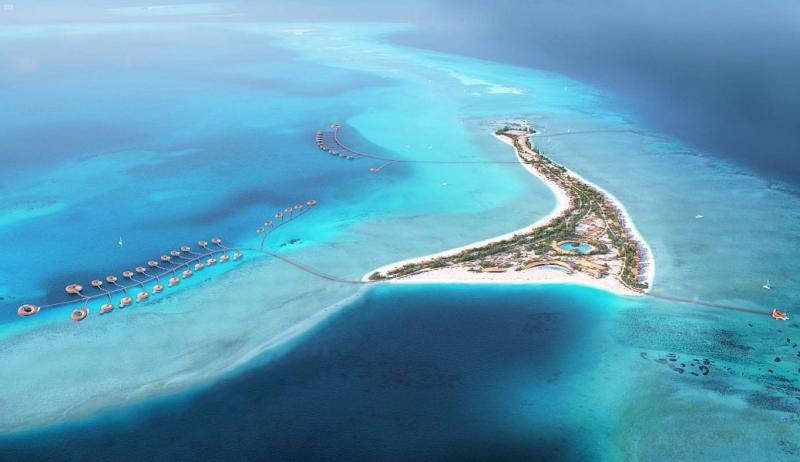 اعتماد مواقع فنادق 4 جزر وأصولها في مشروع البحر الأحمر - المواطن