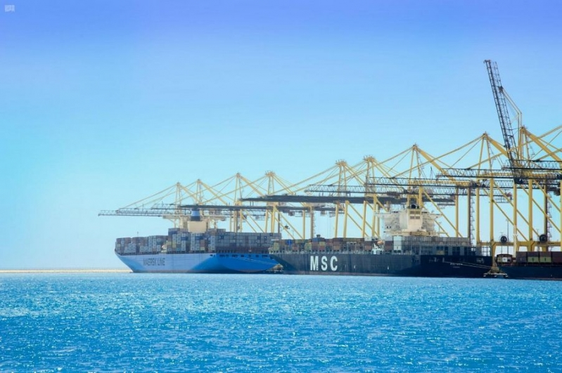ميناء الملك عبدالله يضاعف مناولة الأغذية والمنتجات الطبية - المواطن