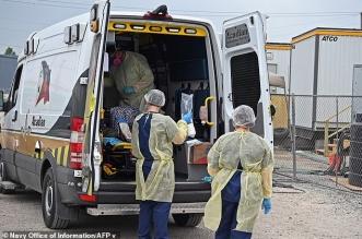 المكسيك تسجل 1349 إصابة جديدة بـ كورونا ووفاة 2061 - المواطن