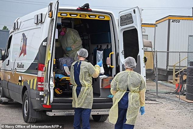 المكسيك تسجل 1349 إصابة جديدة بـ كورونا ووفاة 2061