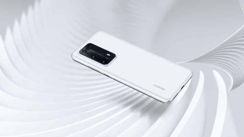 رغم الحظر والحرب التجارية.. هاتف Huawei P40 Pro يضم مكونات أمريكية