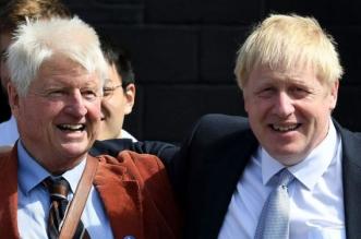 والد بوريس جونسون الخطر لا يزال يحيط برئيس الوزراء البريطاني - المواطن