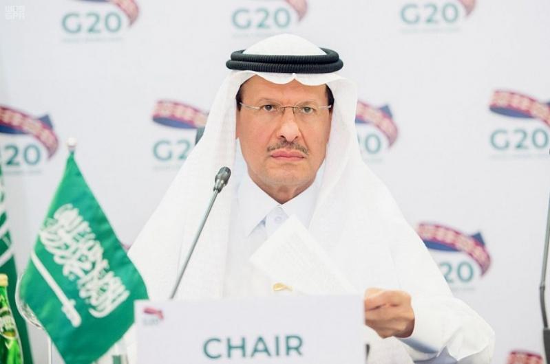 مجموعة العشرين : إجراءات فورية وملموسة لضمان أمن الطاقة