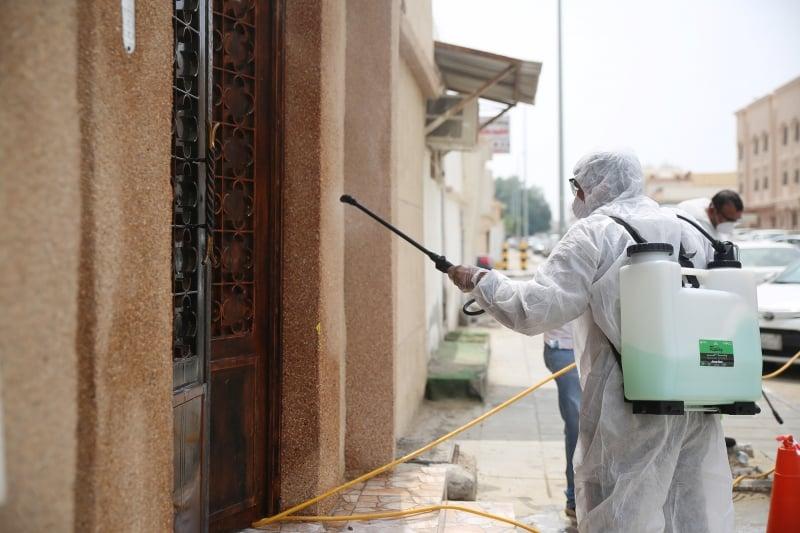 ترميم تطلق مبادرة لتعقيم 53 منزلًا للأسر المحتاجة والمتعففة - المواطن