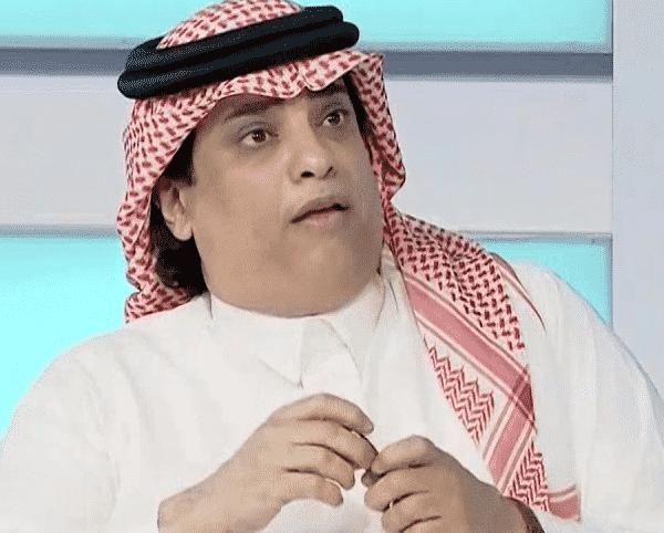 الشعلان يفسر صيغة اعتذار سامي الجابر