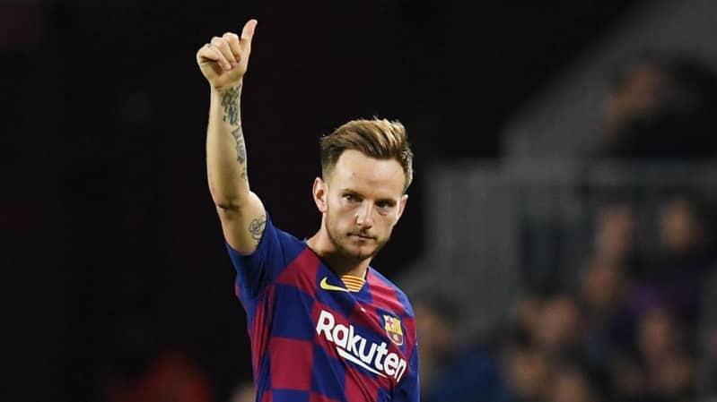 راكيتيتش يرحل عن برشلونة وينضم إلى إشبيلية