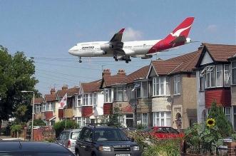 انخفاض التلوث الضوضائي بالطائرات إلى ٩٧٪ - المواطن