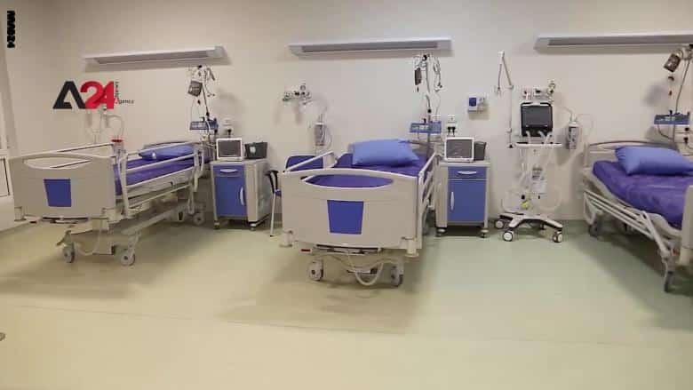 الطفل صالح في العناية المركزة.. مريض بالسرطان وفصيلة دمه نادرة