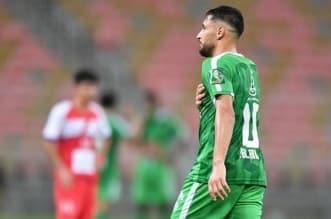 يوسف بلايلي لاعب الأهلي