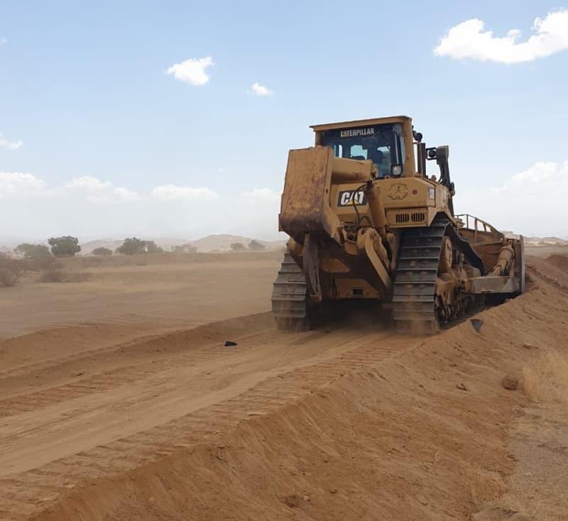 إزالة تعديات على ربع مليون متر بساحل عسير - المواطن