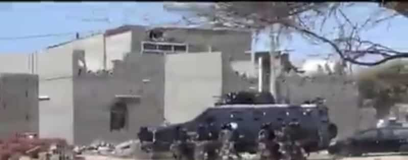 أمن الدولة : وفاة المطلوب عبدالرحيم الحويطي في تبوك بعد إطلاقه النار على رجال الأمن