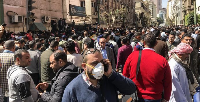 مصر تسجل 168 إصابة جديدة بـ كورونا و13 حالة وفاة