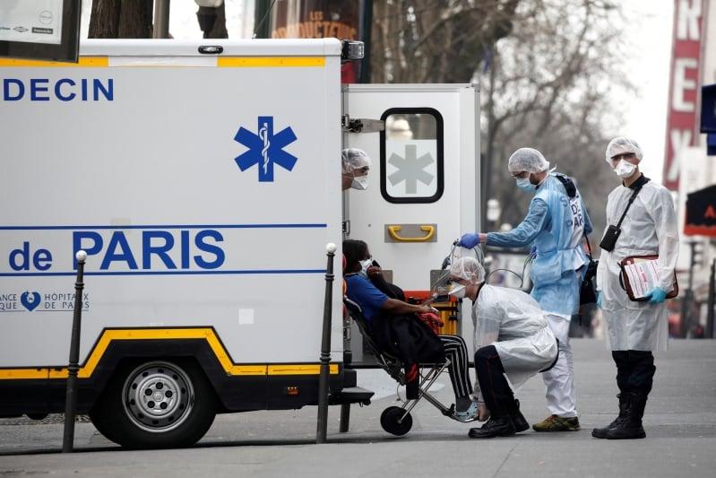 أمريكا ثاني أكثر دول العالم في وفيات كورونا