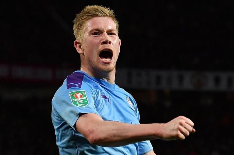 مدرب بلجيكا يُقلق مانشستر سيتي بحديثه عن قرار دي بروين