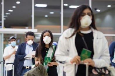 مطار القصيم يستقبل أولى الرحلات المخصصة لعودة المواطنين من الخارج