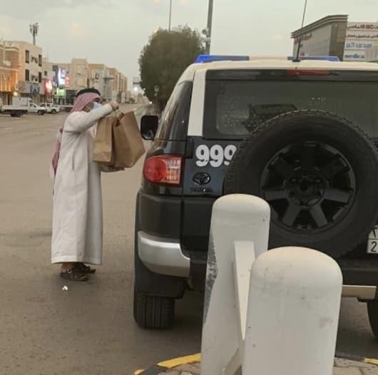مسنات الرياض يطلقن مبادرة لتفطير 1500 من رجال الأمن