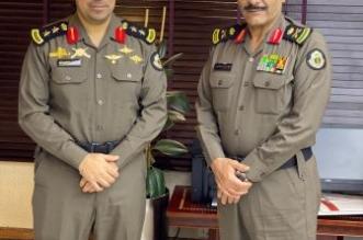 مدير شرطة الرياض يقلد العقيد التويجري رتبته الجديدة - المواطن
