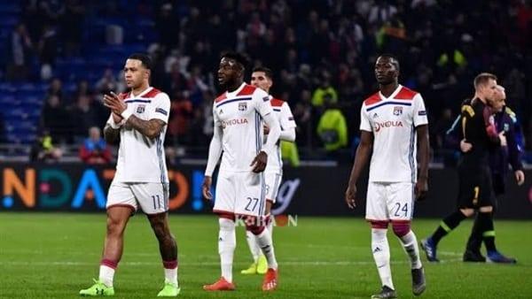 ليون يحتج على إلغاء الدوري الفرنسي