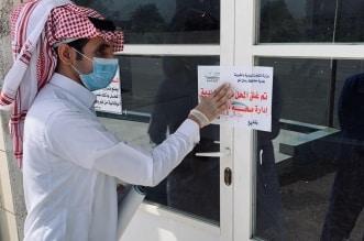 جولات مكثفة لمراقبة المحلات والمطاعم في رجال ألمع - المواطن