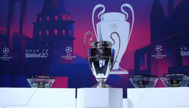 قرار اليويفا قبل مباريات إياب ثُمن نهائي دوري أبطال أوروبا
