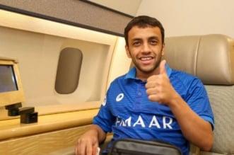 محمد الشلهوب لاعب الهلال