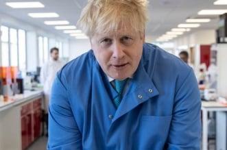 رئيس الوزراء البريطاني يغادر المستشفى بعد تعافيه من كورونا - المواطن