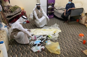 أمانة نجران تضبط عمالة تمارس الحلاقة داخل سكن خاص - المواطن