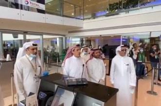 فيديو.. السفير تركي الدخيل يودع المواطنين العائدين إلى أرض الوطن - المواطن