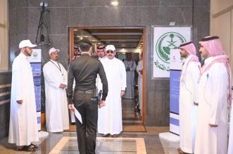 تركي بن طلال يُكرّم رجل أمن أتقن عمله بالميدان - المواطن