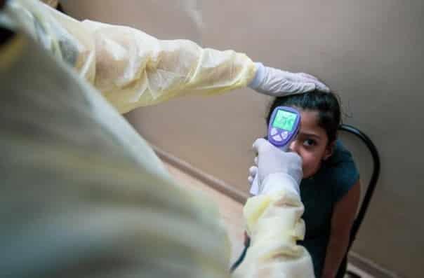 صحة مكة تجري فحوصات واسعة في عدد من الأحياء السكنية