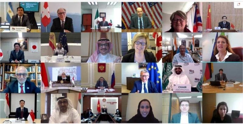 الراجحي يترأس الاجتماع الافتراضي الاستثنائي لوزراء عمل مجموعة العشرين - المواطن