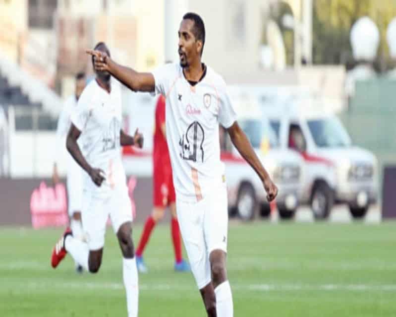 عبدالله الزوري مع الشباب