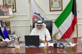 نائب رئيس الاتحاد الكويتي لكرة القدم