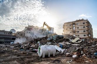 إزالة مبانٍ مهجورة وآيلة للسقوط في المدينة المنورة - المواطن