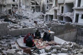 في سوريا.. إفطار فوق الأنقاض - المواطن