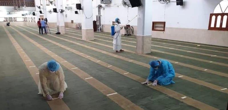 هكذا استعدت مساجد منطقة مكة المكرمة لاستقبال المصلين