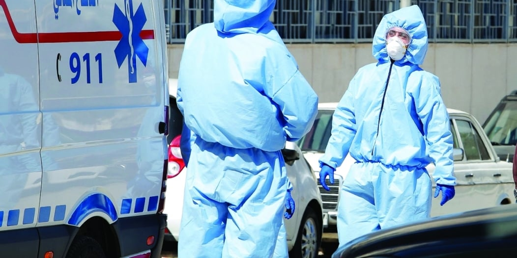 الأردن تسجل 20 إصابة جديدة بفيروس كورونا