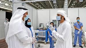صورة 1100 إصابة جديدة بـ كورونا المستجد في الإمارات