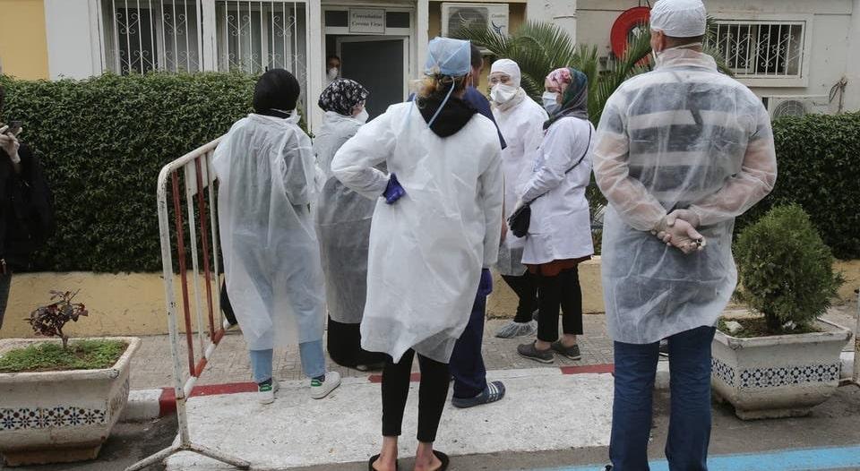 حظر تجول في الجزائر يومي العيد