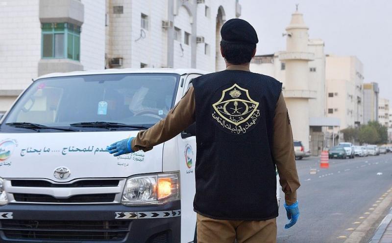 دوريات سرية وانتشار أمني واسع في المدينة المنورة لتطبيق منع التجول - المواطن